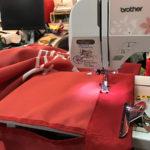 のれん縫製
