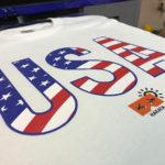 USA-Tシャツ