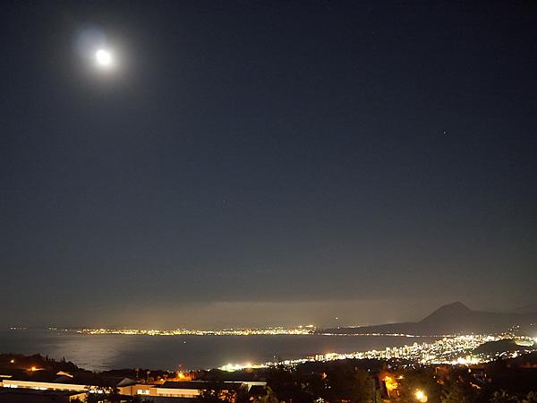 別府湾夜景