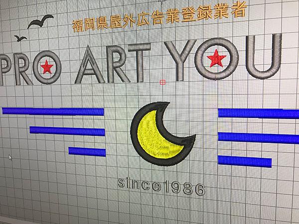 刺繍データー