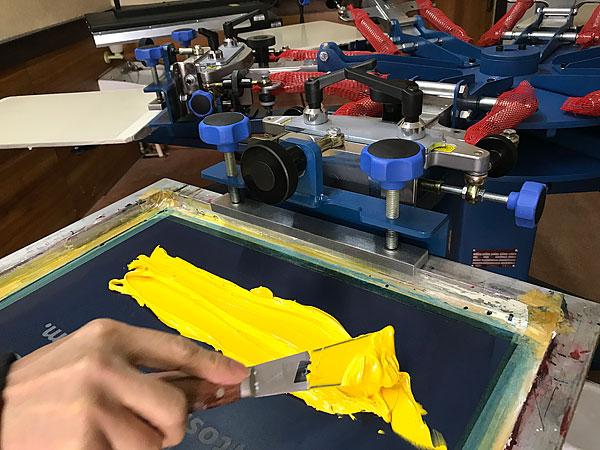 シルク印刷用インク