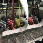 大型のインクジェットプリンターのダンパー交換。の巻