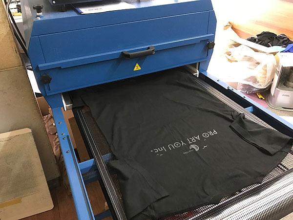 Tシャツ乾燥機