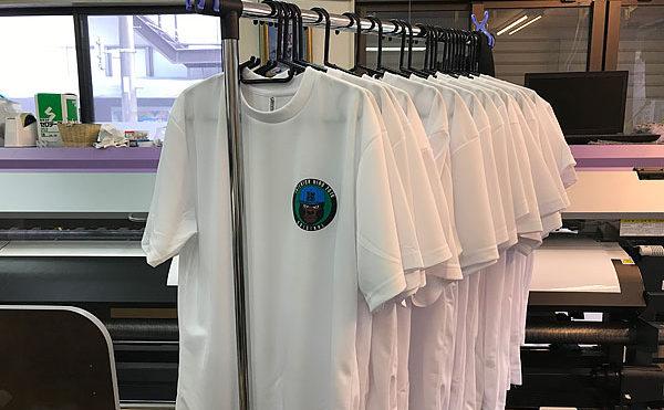 Tシャツレーザー転写