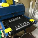 新商品開発。オリジナルプリントTシャツ。