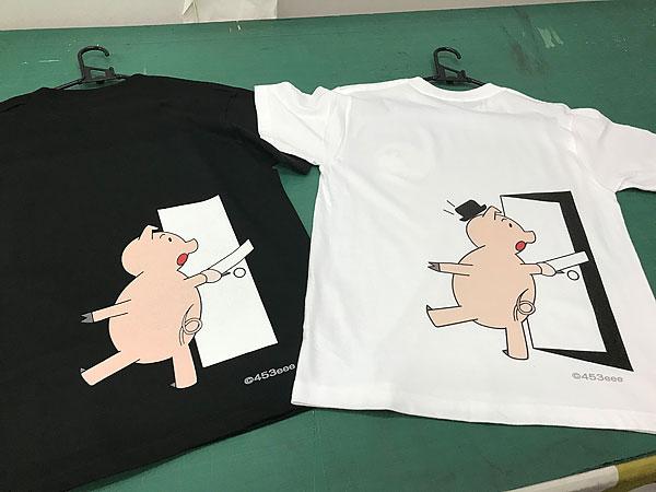 453eeeTシャツ