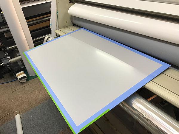 学研教室看板の作り方