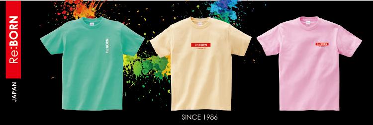 RE:BORN|Tシャツ