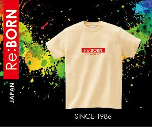 RE:BORN-Tシャツ