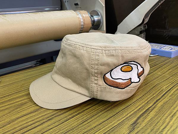 パズーの帽子。