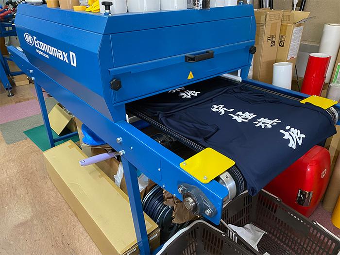 Tシャツシルク印刷
